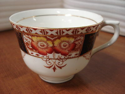 TEA CUP ONLY Colclough pattern 6613 TC1 Made In England ORPHAN