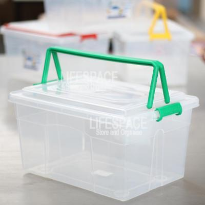 NEW Handy Box X Large Plastic Storage Box with Handles