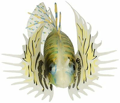 Sourcingmap Plastic Floating Glowing Wiggling Tail Lionfish Aquarium Ornament
