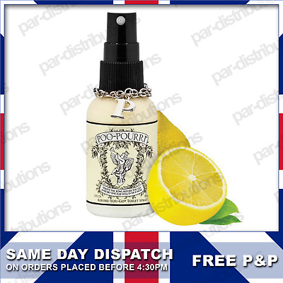 Genuine Original 4oz Poo Pourri Toilet Spray Before You Go Poo Royal Flush UK
