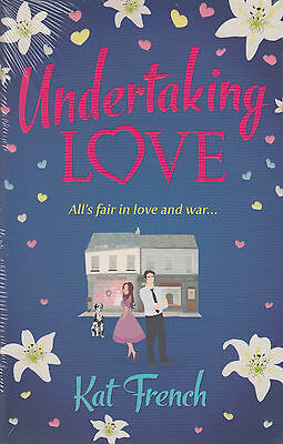 Undertaking Love BRAND NEW BOOK by Kat French (Paperback, 2014)
