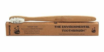 Environmental Toothbrush Bamboo Oral Care Eco Dental Biodegradable