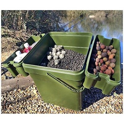 Ridge Monkey Modular Bucket Standard 17L Xl 30L Carp Fishing