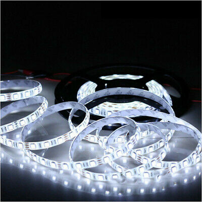 5m SMD 5050 3528 300LEDs Strip Streifen Band Leiste Stripe Lichterkette DC 12V