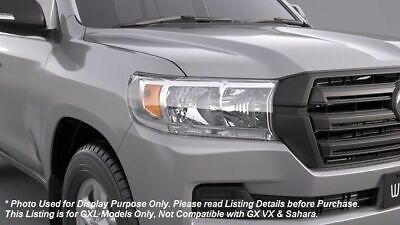 Toyota Land Cruiser 200 Series GXL Headlight Covers Aug 15 - On PZQ14-60200