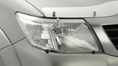 Genuine Toyota  HIlux Headlight Covers Feb 2005 - Jul 2011 PZQ14-89055