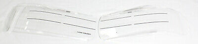 Toyota Land Cruiser 80 Series Headlight Covers Jan 1990 - Jan 1998 08814-60010C