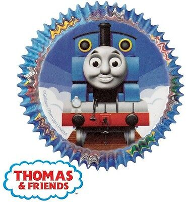 Thomas the Tank Engine Cup Cake/Muffin Cases