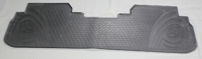 Genuine Toyota Kluger 2nd Row Rubber Floor Mat May 2007 - Dec 2013 PZQ20-48151