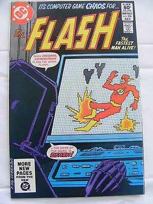Flash # 304 Dec 81 Dc Comics Firestorm