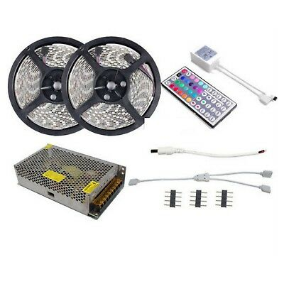 NEW Led Strip Light POOL SPA BATH Underwater Waterproof RGB Remote Control IP68