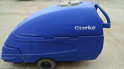 Clarke Focus S33 Auto Floor Scrubber Cleaner Machine