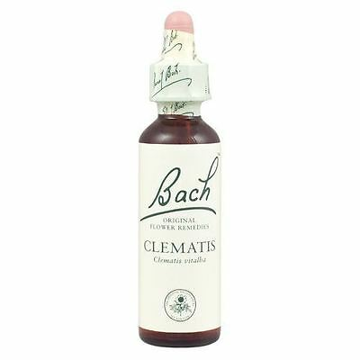 Dr Bach Clematis Bach Flower Remedy 10ml
