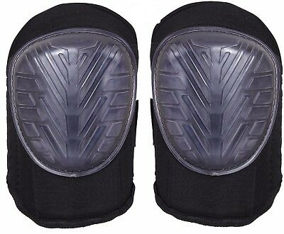 Rothco Multi-Purpose Gel Insert Knee Pads Hard Cap Tactical Police Airsoft