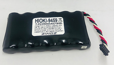 Hioki 9459 Battery Pack replacement for 3196, 3197 and 3455 Models