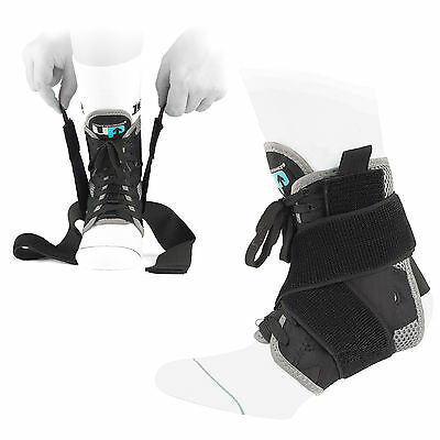 UP Advance Strapped Professional Maximum Protection Sports Ankle Support Brace