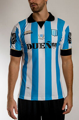 Great RACING CLUB Argentina jersey 2013 Home Olympikus Brand New