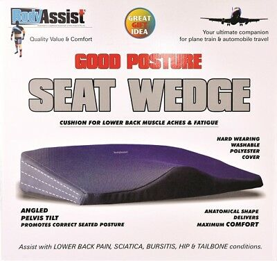 Deluxe Seat Wedge Cushion_BodyAssist