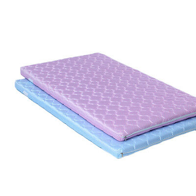Waterproof Baby Cot Bed Mattress Foam Mattress Baby Toddler Sizes 120/60/5cm SA