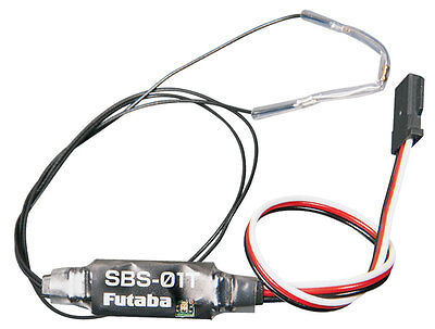 Futaba SBS-01T Temperature Sensor  FUTM0854 For 14SG 4PX 4Pls 18MZ R304SB