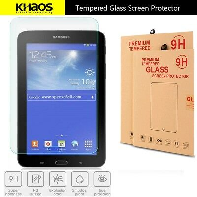 "100/% New Full Coverage Screen Protector for Samsung Galaxy Tab E Lite 7.0/"" T113N"