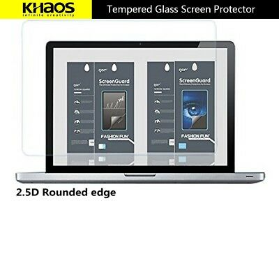 KHAOS For Apple MacBook Air 13-inch HD Tempered Glass Screen Protector Guard