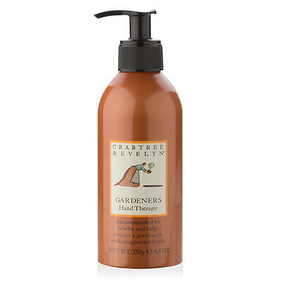 NEW Crabtree & Evelyn Gardeners Hand Therapy Canister 250g
