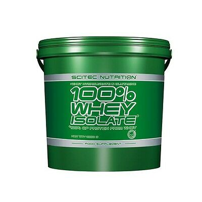 100% Whey Isolate 4kg Scitec Nutrition