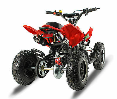 NEW XTREME MONSTER QUAD BIKE / 50cc PETROL ENGINE / CHILDS / KIDS  / ATV - 2016
