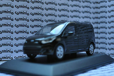 Ford Transit Connect noir - Greenlight 86045 1:43