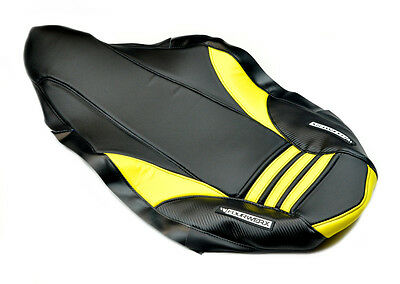 Fourwerx Can Am Ds450 Double Wave Seat Cover Ds 450