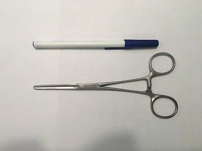 Aesculap FB712 Straight Surgical Clamp
