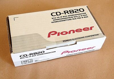 **NEW** Genuine Pioneer CD-RB20 for MCD Player Connection