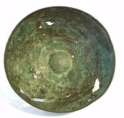 Ancient Near East Bronze Bowl. • CAD $315.00