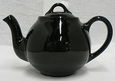 Black Lipton  Tea Pot