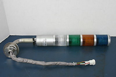 "Patlite STF Industrial Light Fixture Signal Tower ""Make an Offer"""