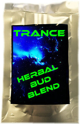TRANCE Herbal BUD with Sceletium tortuosum and Blue Lotus resin 60gm