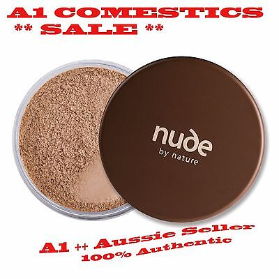 NUDE BY NATURE NATURAL MINERAL COVER - Medium Shade NEW IN BOXES