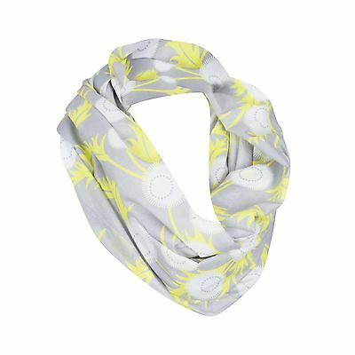 KissKiss HugHug Breastfeeding Cover Scarf 2 in 1, 100% Cotton - Windflower