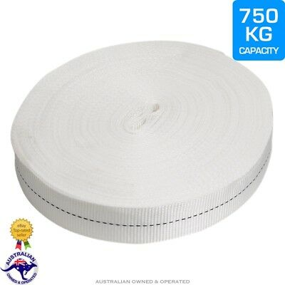 Cargo Strapping Truck Ties for Removalist Packing Moving Furniture 50mm x 50M HD