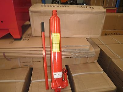 Hydraulic Long Ram Jack 12Ton New Suit Crane Lift Hoist (H1203R) @ Dtm Trading