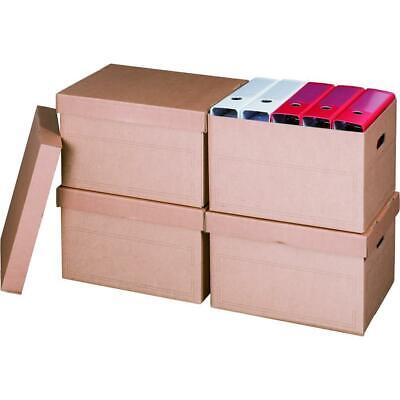 10x Archiv Multibox 438 x 343 x 280 mm