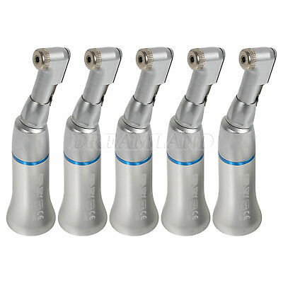 5 SEASKY Dentista Dental Low Speed Contra Angle Contrangolo Handpiece fit NSK EP