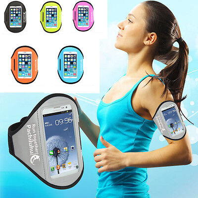 For iPhone 6S 6 Plus Sport Gym Armband Arm Band Case Running Jogging Cycling HOT