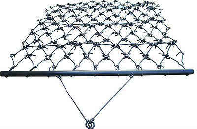 ATV Heavy Duty chain drag harrows 4.5ft, 6ft, 8ft by Rock Machinery