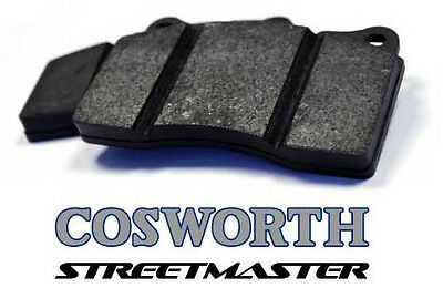 Cosworth Streetmaster Front brake pads - Ford focus MK2 ST225 FL/PFL