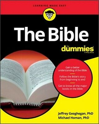 The Bible for Dummies (Paperback or Softback)