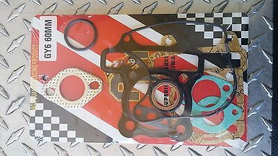 GY6 Scooter 150cc 60mm Top Gasket Set