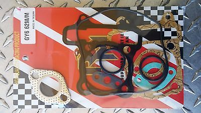 GY6 Scooter 150cc 62mm Top Gasket Set