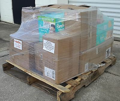Wholesale MANIFESTED Pallet of OVERSTOCK Brand New Infant Baby Items
